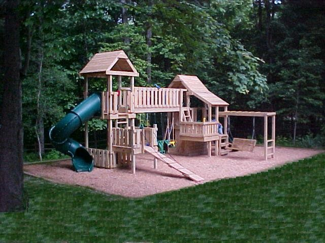 The Board Walk Kids Korner Playsets 919 730 3211